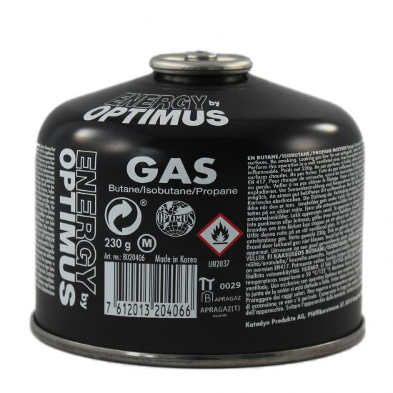 OPTIMUS Tactical Gas 230g