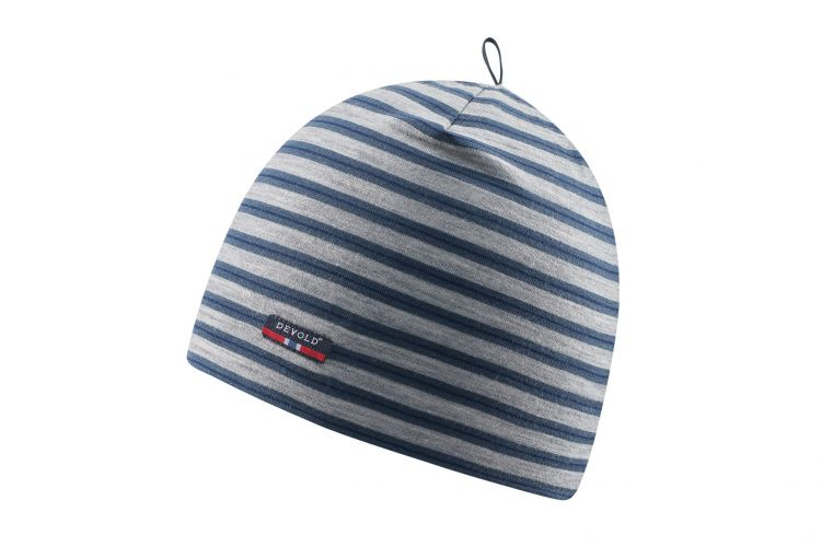 "Devold Breeze Kid, Modell ""Cap Beanie"" Mistral Stripes"