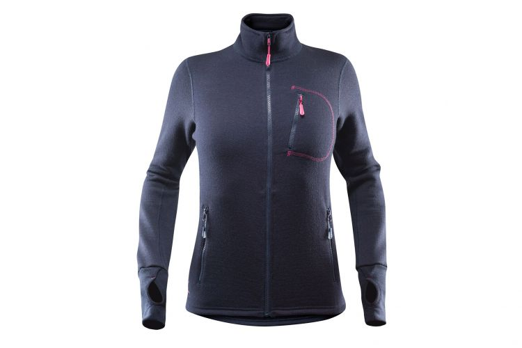 "Devold Mid-Layer Woman, Modell ""Thermo Jacket"" Ink"