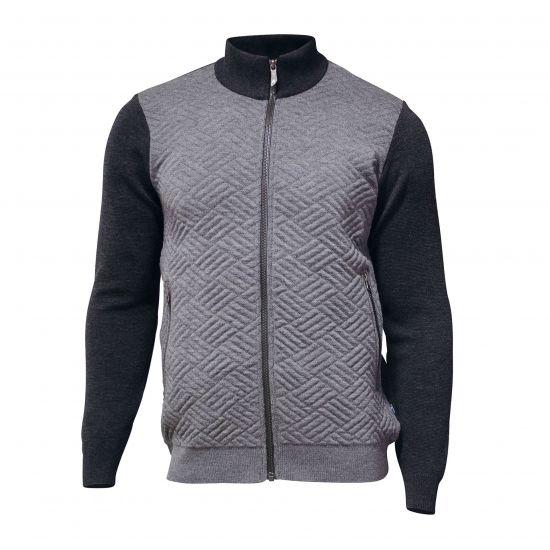 Ivanhoe Justus Hood Outdoorjacke grey