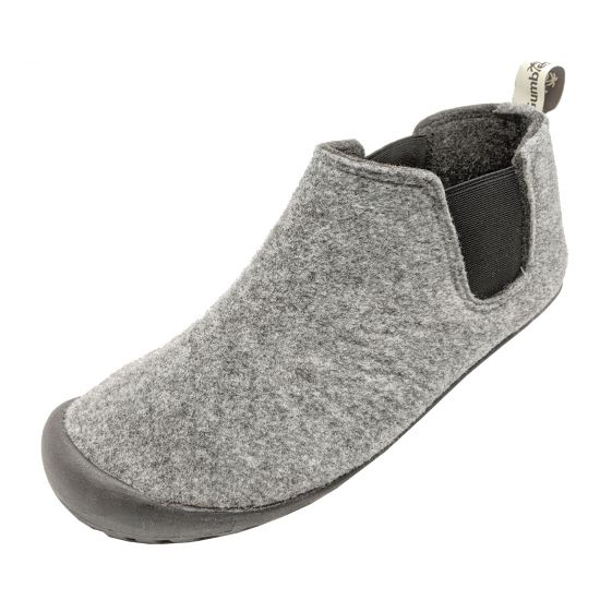 "GUMBIES Hausschuhe ""Brumby"" Grey & Charcoal"