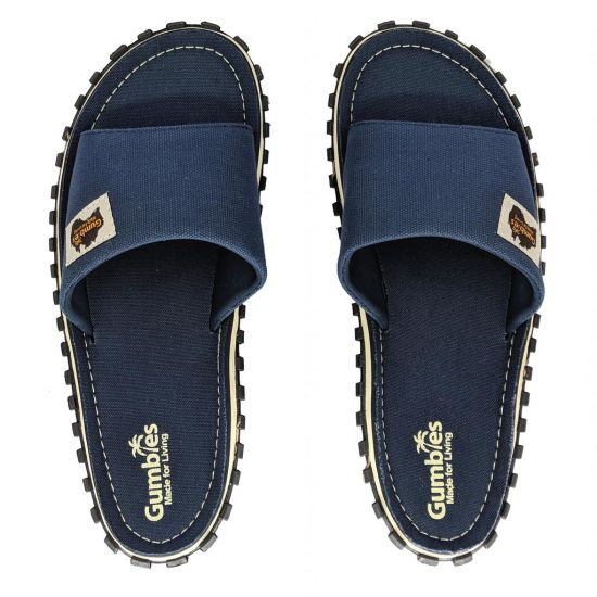 "GUMBIES Pantolette ""Slide"" Navy"
