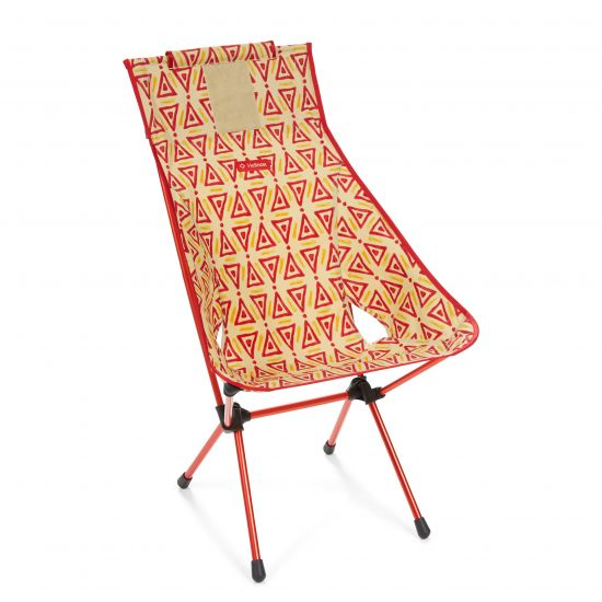 "HELINOX Stuhl ""Sunset Chair"" triangle red"