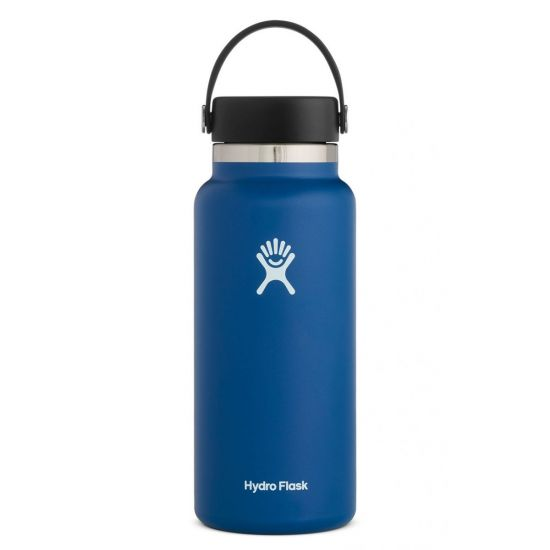 Hydro Flask Wide Mouth Isolierflasche 32 OZ (946ml) cobalt