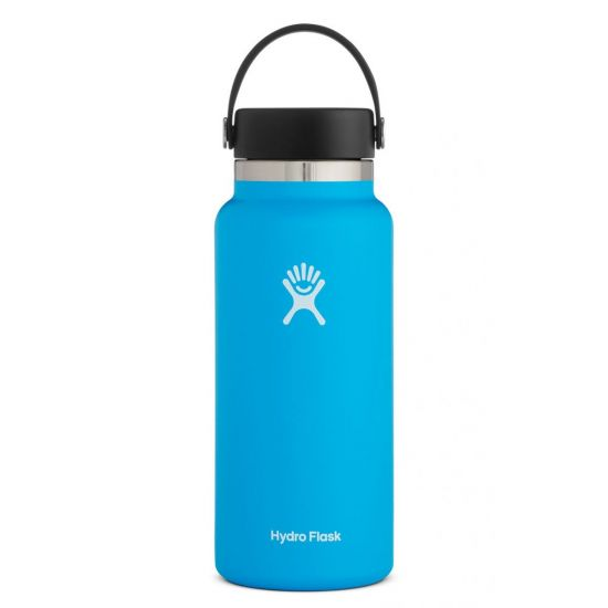 Hydro Flask Wide Mouth Isolierflasche 32 OZ (946ml) pacific
