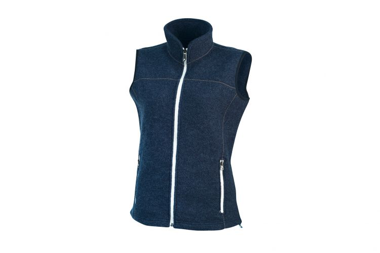 "Damenweste von IVANHOE, Modell ""Beata Vest"" Light Navy"