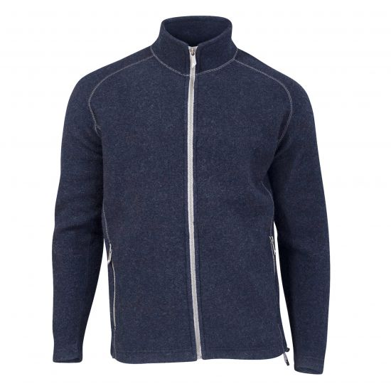 "Herrenjacke von IVANHOE, Modell ""Danny FZ"" Light Navy"
