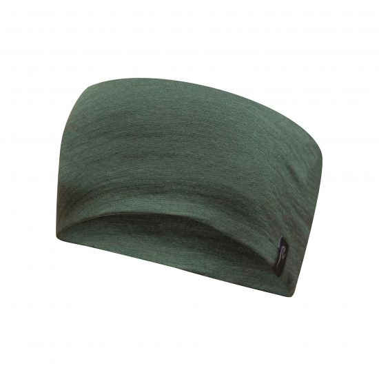 "Stirnband von IVANHOE, Modell ""UW Headband"" Rifle Green"