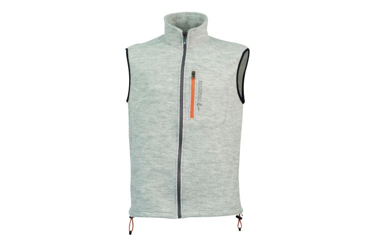 "Herrenweste von IVANHOE, Modell ""Valter Vest"" Light Grey"