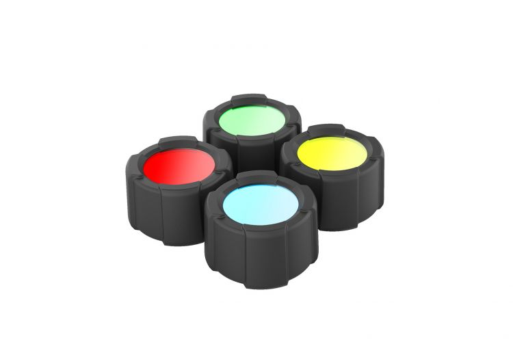 "LEDLENSER Farb-Filter-Set, für Modell ""MT14"""
