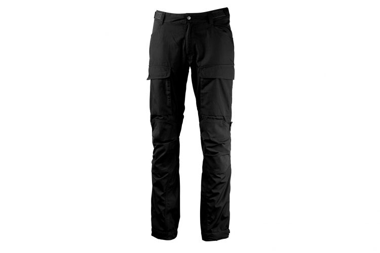 "LUNDHAGS ""Authentic II Ms Pant Long"" Black"