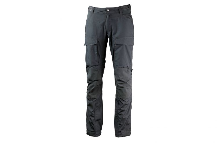 "LUNDHAGS ""Authentic II Ms Pant Long"" Granite / Charcoal"