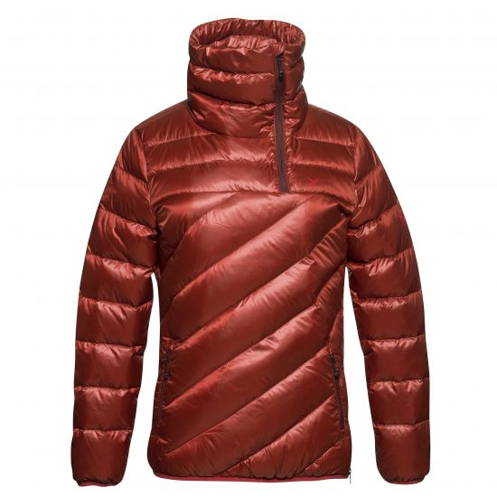 "Daunenanorak Women von YETI, Modell ""Misi"" cranberry red"