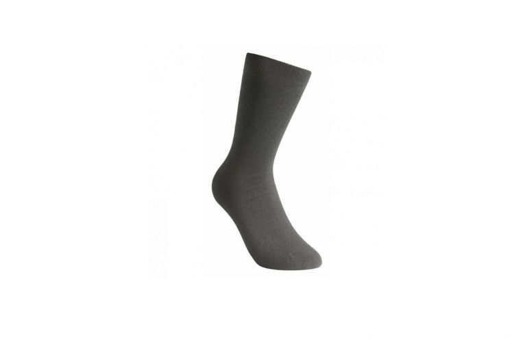 "WOOLPOWER Socke, Modell ""Lite Socks"" Grey"
