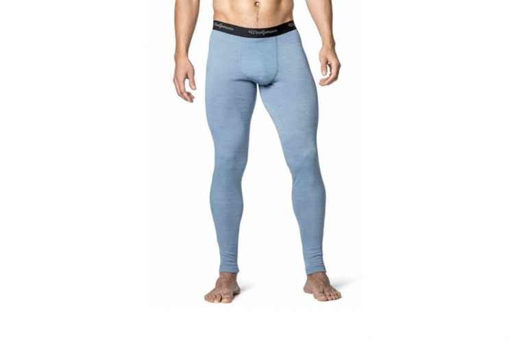"WOOLPOWER, Modell ""Long Johns M`s"" Nordic Blue"