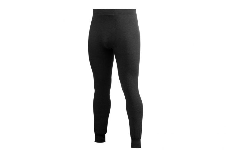 "WOOLPOWER Unterhose, Modell ""Long John 200"" Black"