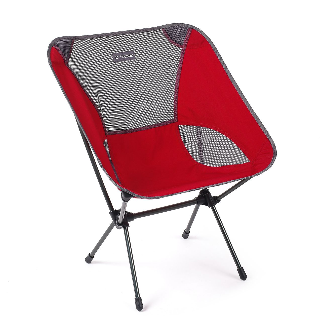 "HELINOX Stuhl ""Chair One"" Scarlet Iron Block"