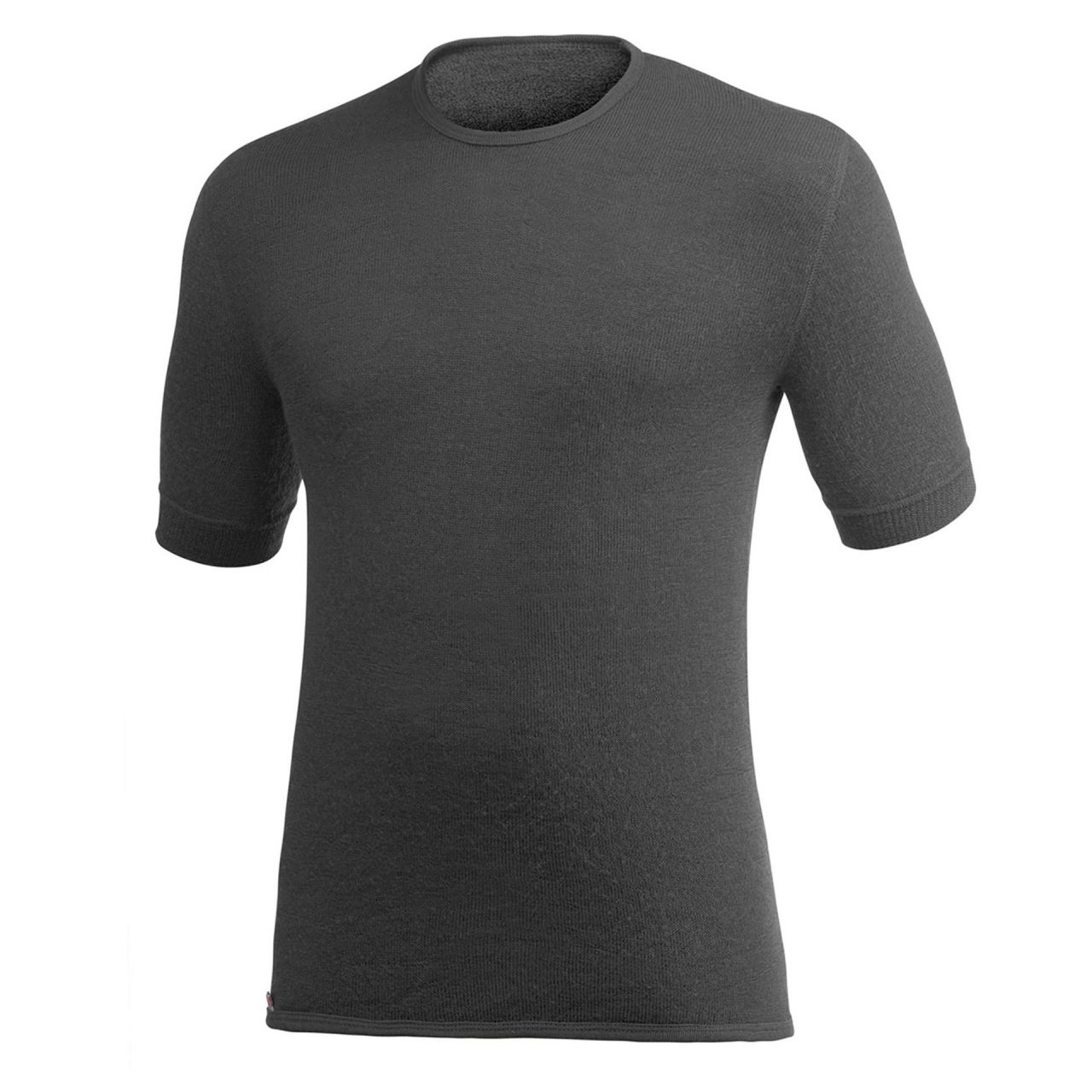 "WOOLPOWER T-Shirt, Modell ""TEE 200"" Grey"